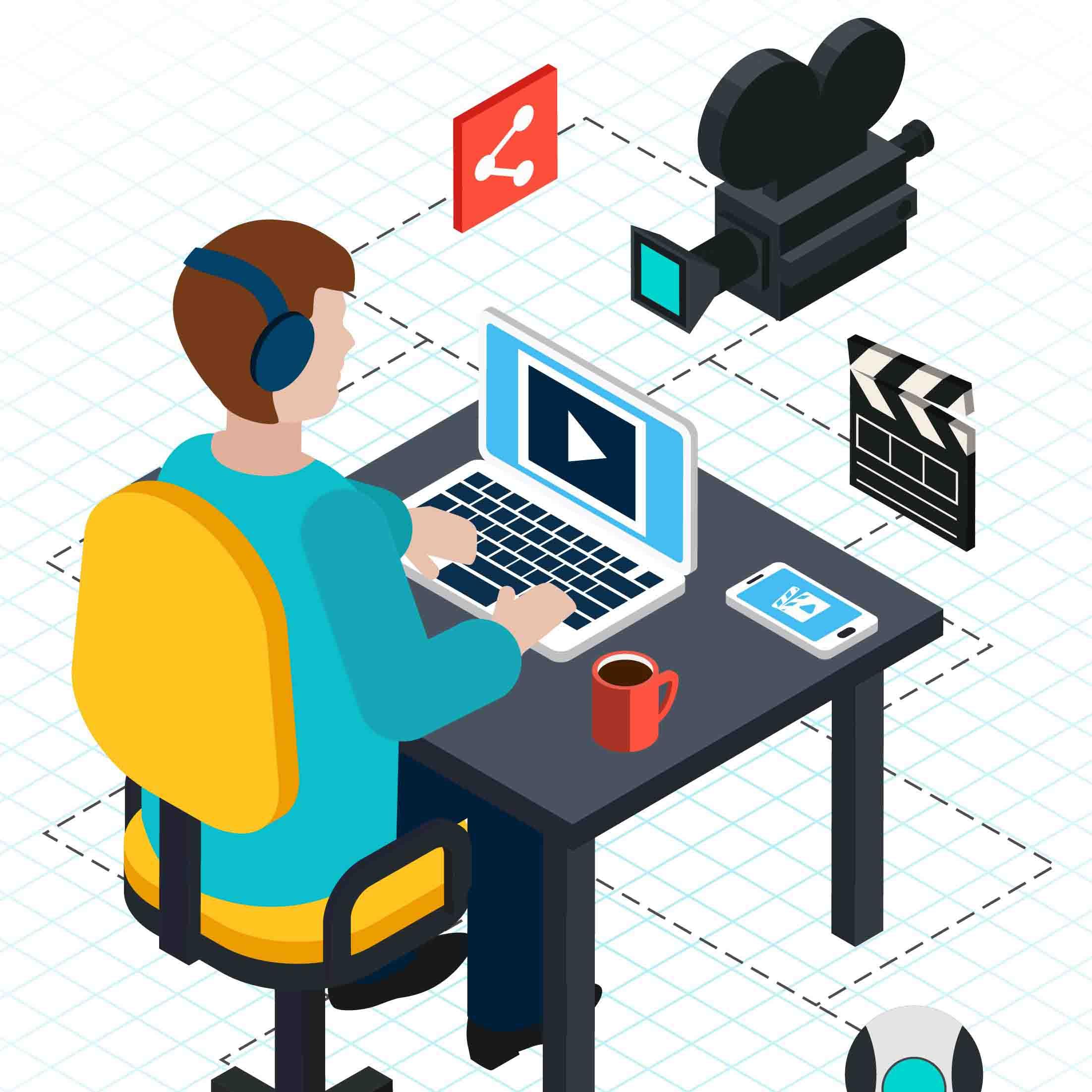 VFX & VIDEO EDITING